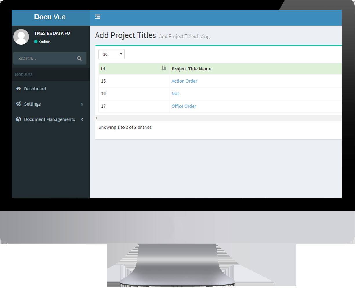 HR Software Employee Portal